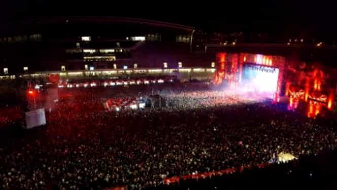De când se vor putea organiza evenimente cu peste 1.000 de spectatori. Proiect de lege, pe masa Guvernului