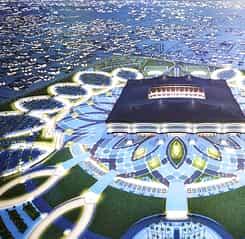 Au mai rămas 4 ani până la CM 2022 din Qatar. În ce stadiu sunt lucrările la cele 8 stadioane. Galerie foto