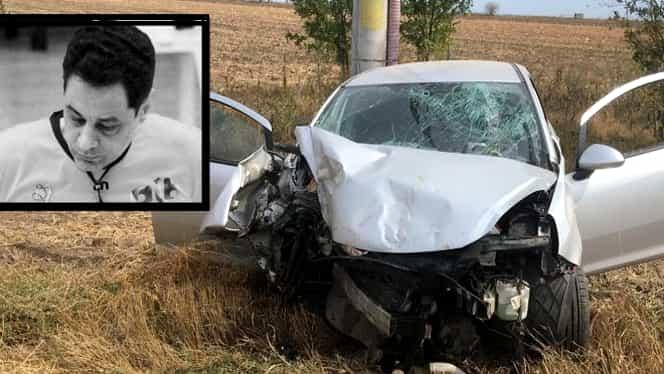 Doliu în baschetul românesc! Arbitrul Valentin Negrea a murit într-un teribil accident de mașină