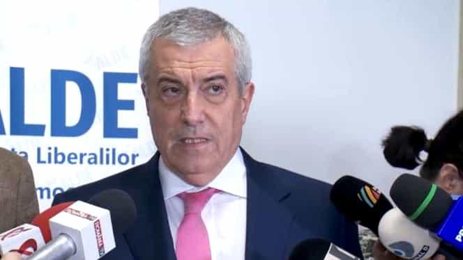 """Călin Popescu Tăriceanu, acuze dure la adresa opoziției! """"Aveţi un culoar la DNA care face dosare politice, la comandă, care să vă ajute pe voi şi stăpânul vostru să preluaţi puterea"""""""