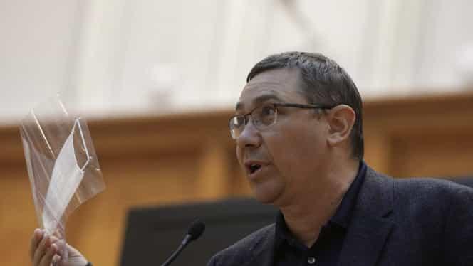 Victor Ponta, pregătit să candideze pentru Primăria Capitalei. Gabriela Firea, detronată