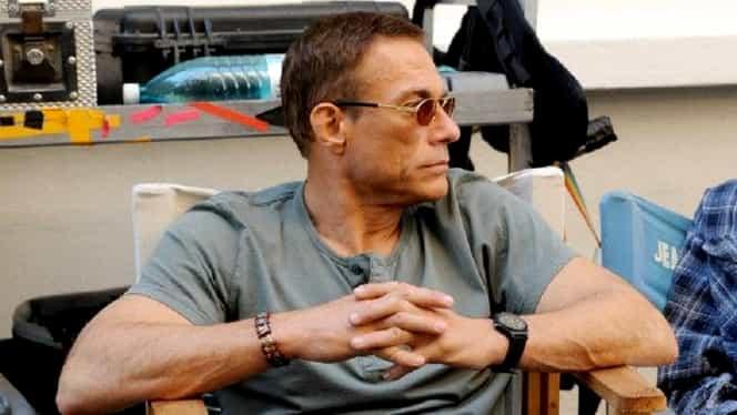 Jean Claude Van Damme la 58 de ani. Are un program crunt de antrenament