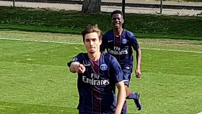 Video. România, aproape să naturalizeze un atacant de 18 ani de la PSG!