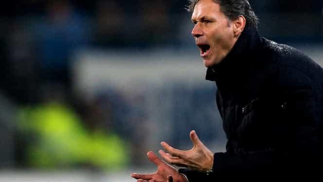 """Marco van Basten a demisionat de la Alkmaar pentru un motiv ULUITOR: """"Îmi cauza probleme psihice!"""""""
