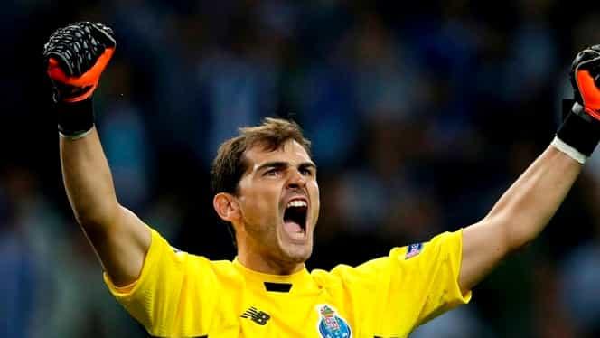 Video. Legenda continuă! Casillas, meciul 1.000 din carieră