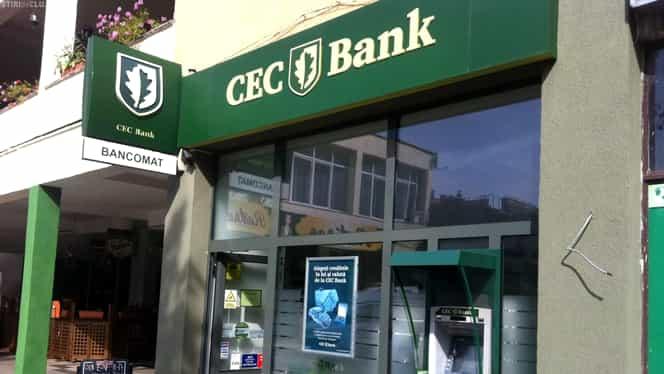 CEC Bank, anunț de ULTIMA ORĂ! Cea mai bună performanță din ultimii ani