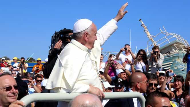 Pariuri pe prezenţa Papei Francesco la derbyul roman