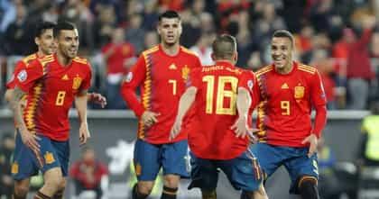 """Spania – Norvegia 2-1 VIDEO în preliminarii EURO 2020. Sergio Ramos, """"scăriţă"""" pentru trei puncte"""