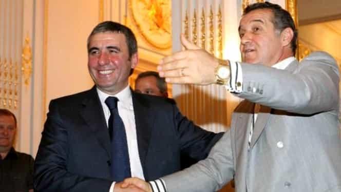 """Dialog incredibil între Gigi Becali și Gică Hagi. """"Nașule, sunt atât de fericit!"""""""