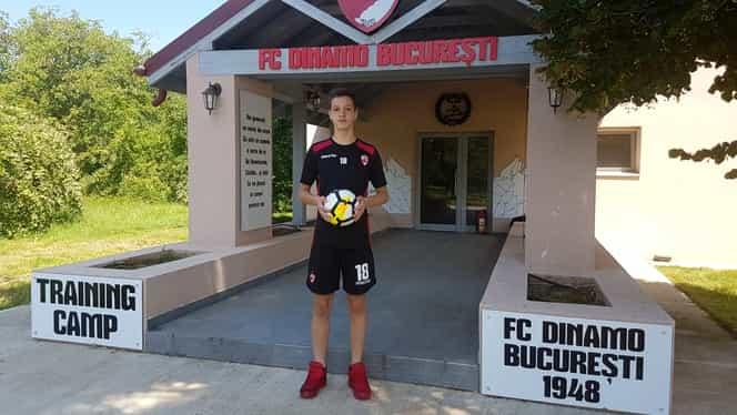 Cătălin Hîldan trăieşte! El este fotbalistul lui Dinamo care-i poartă numele Unicului Căpitan