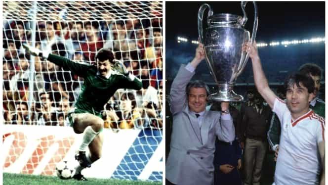 32 de ani de când Steaua a câștigat Cupa Campionilor Europeni. Video