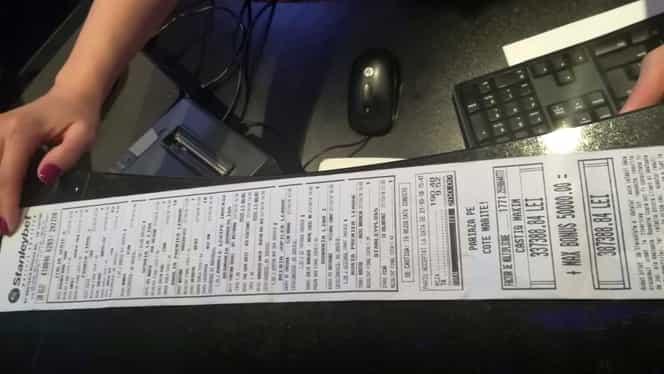 Un constănțean a câștigat aproximativ 400.000 de lei la pariuri! E cea mai mare sumă luată pe un singur bilet