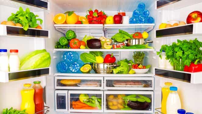 Care sunt cele 10 alimente pe care să nu le ții niciodată în frigider! Nu au ce căuta