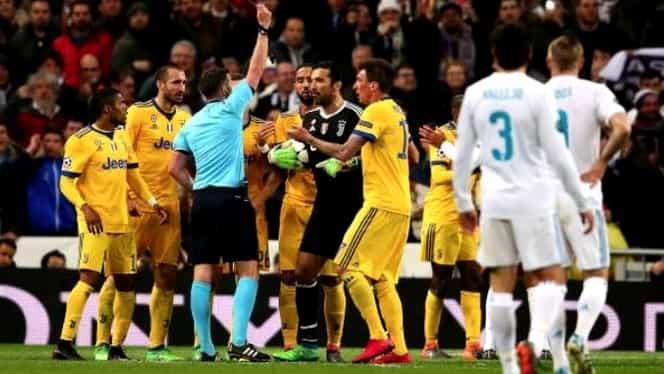 """Video. Chiellini şi-a şocat adversarii. """"Cu cât aţi plătit arbitrul?"""""""