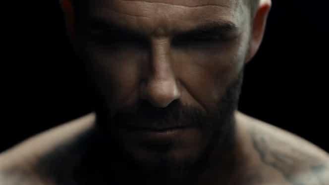 David Beckham, videoclip cutremurător. Şi-a tatuat corpul pentru a lupta împotriva violenţei asupra copiilor