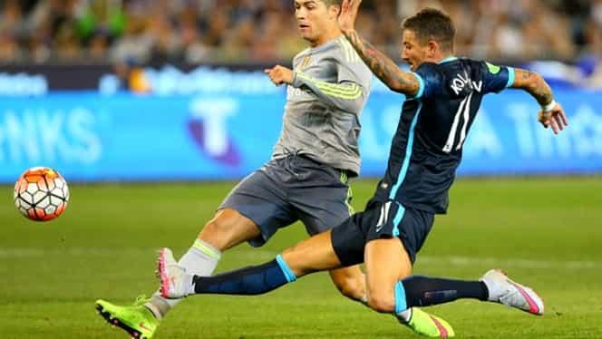 Război în Ligă! Manchester City joacă împotriva Realului