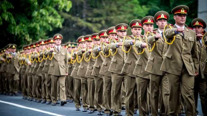 Ajutor de la stat pentru cadrele militare! Vor primi lunar sume importante
