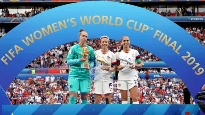 """Cea mai bună jucătoare din fotbalul feminin, atac devastator la adresa FIFA: """"Femeile nu sunt la fel de respectate ca bărbaţii"""""""