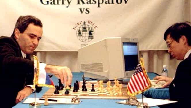 Teoria conspiraţiei: Kasparov acuză computerul Deep Blue că a trişat!