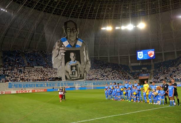 Meciul Craiova-Dinamo s-a jucat în ziua în care se comemorau 22 de ani de la moartea lui Ion Oblemenco