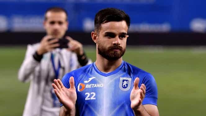 Cristi Bărbuț, suspendat pentru partida Sepsi – Craiova! Fotbalistul riscă să fie amendat după ce a văzut al patrulea cartonaș galben