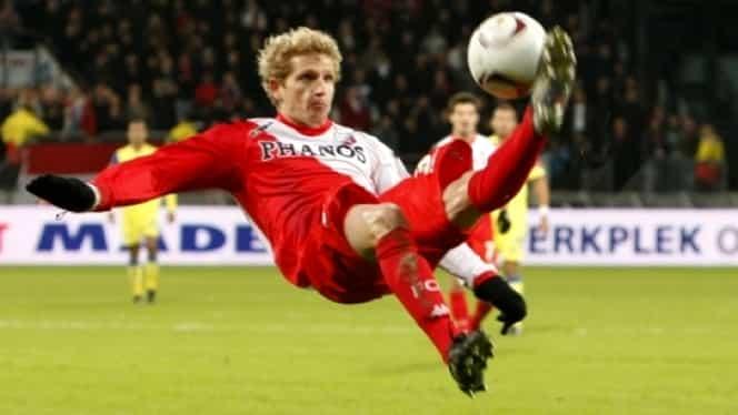 Mihai Neşu, mesaj emoţionant pentru Utrecht, fostul lui club! Patronul olandezilor, în lacrimi. Video