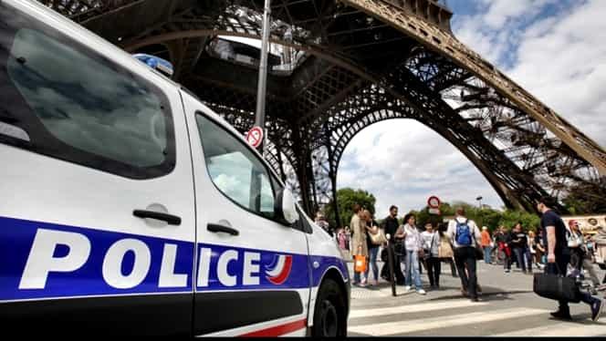 Alertă în Franţa: Turnul Eiffel a fost evacuat