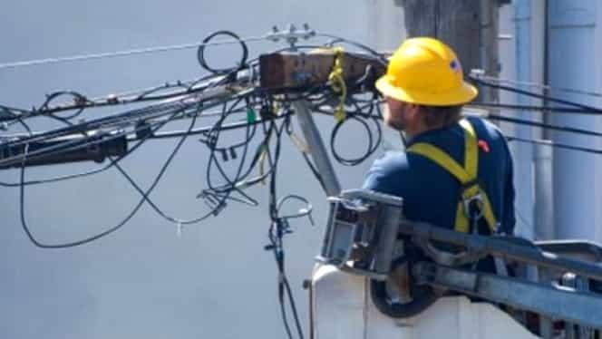 Mai multe zone din Bucureşti, Ilfov şi Giurgiu lăsate fără curent electric, luni, 6 aprilie