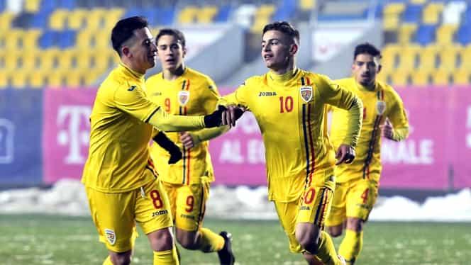 Cine sunt cei 11 jucători care au calificat România U21 la EURO 2019, dar n-au prins lotul pentru turneul final din Italia și San Marino