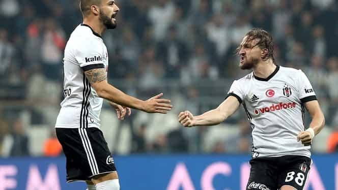 Un campion cu Beşiktaş, acţionat în judecată! Motivul incredibil pentru care poate ajunge la închisoare
