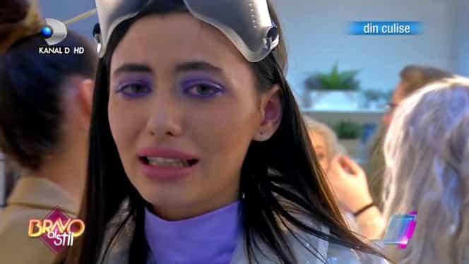 Alexandra, concurenta de la Bravo, ai stil, a fost implicată într-un accident auto! A ajuns de urgenţă la spital