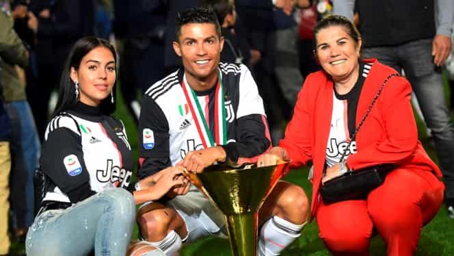 Chiar nu se suportă! Mama lui Cristiano Ronaldo i-a dat unfollow Georginei, iar cuplul s-a mutat la 30 de kilometri distanță!