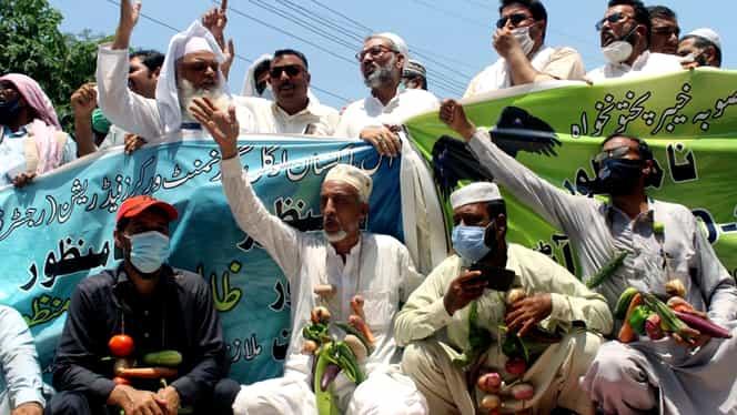41 de pakistanezi infectați cu Covid-19 au agresat medicii de la Spitalul Județean din Brăila