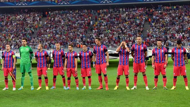 Steaua e locul 1 în topul UEFA pe 2013-2014!