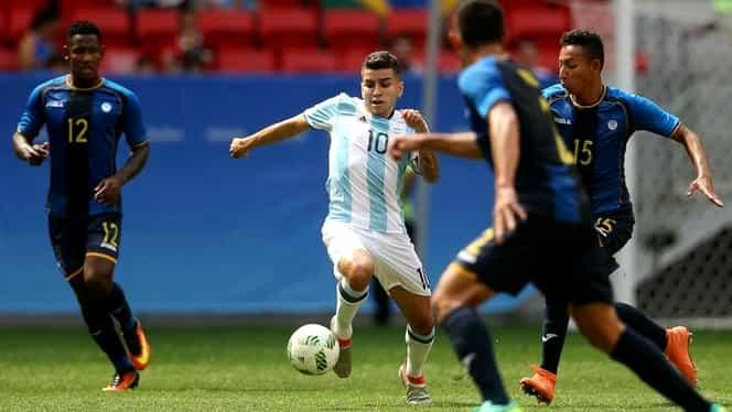 VIDEO. Argentina, OUT de la Olimpiadă. Trimisă acasă de Honduras! Germania, 10-0 cu Insulele Fiji!