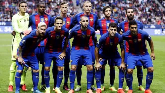 """Oficialii catalani, MÎNDRI de Barcelona: """"Avem cea mai BUNĂ echipă din lume"""""""