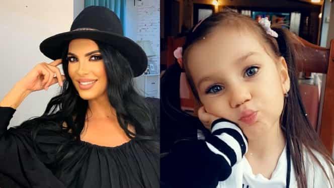 """Andreea Tonciu a postat o imagine cu fetița ei, iar oamenii i-au sărit în cap. Vedeta Bravo, ai stil, somată să renunțe la emisiunea de la Kanal D: """"Retrage-te"""""""