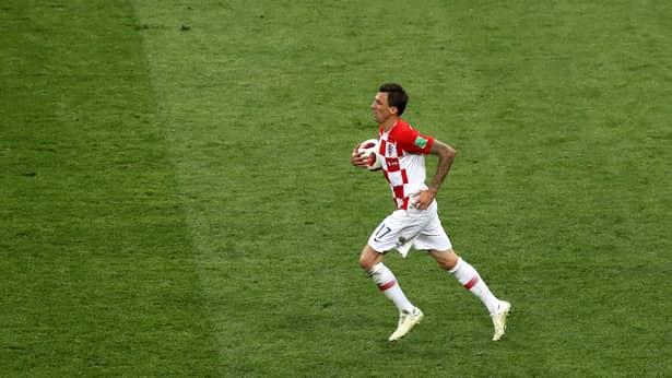Gol Mandzukic în Franţa-Croaţia! Ce eroare Lloris în finală CM! Video
