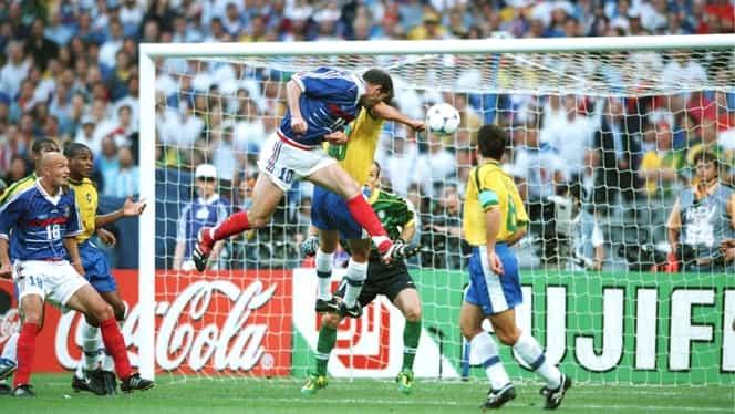 Campionatul Mondial din 1998, ultimul turneu pentru România! Cupa adusă la Paris de Zidane şi Jacquet. Video