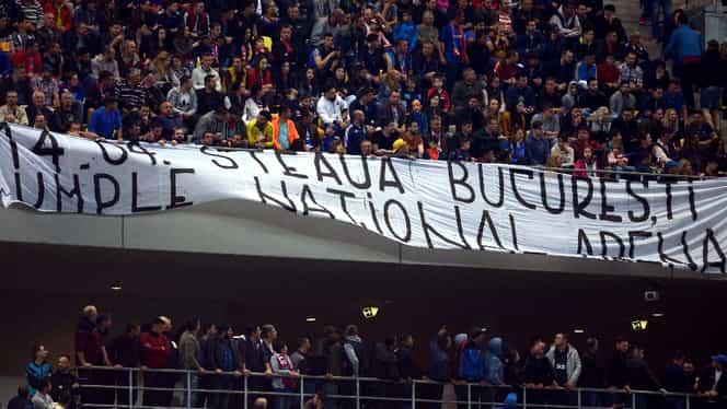 """Becali răspunde fanilor CSA Steaua: """"Vor fi 25.000 de rapidişti"""""""