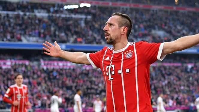 Liber de la Bayern! Ribery, negocieri cu echipa la care au antrenat Boloni, Piţurcă şi Iordănescu