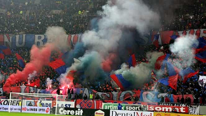Nebunie în peluza roș-albastră la derby-ul cu Dinamo! Fanii FCSB au epuizat aproape toate biletele! Mai sunt doar 500 de tichete. EXCLUSIV