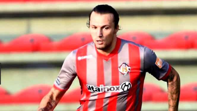Fotbalist român în Italia, condamnat la doi ani de închisoare cu suspendare