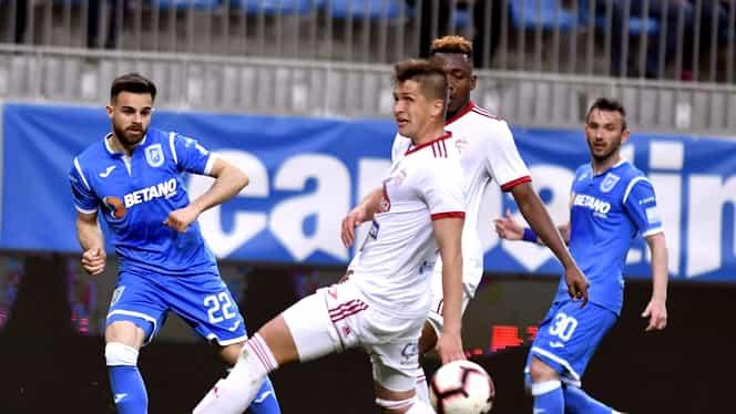 Universitatea Craiova – Sepsi 0-1 în Casa Pariurilor Liga 1. Oltenii, a treia înfrângere consecutivă. VIDEO cu rezumatul