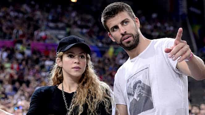 VIDEO. Gerard Pique se desparte de Shakira? Cum a răspuns fotbalistul