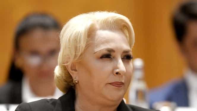 Viorică Dăncilă, luată la rost pentru ceasul Cartier care nu apare în declarația de avere. Valorează cât 119 pensii