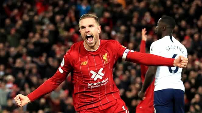 """Jordan Henderson a povestit o întâmplare de la primele antrenamente ale lui la Liverpool: """"Îmi venea să-l omor pe Luis Suarez!"""""""
