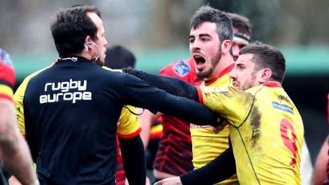 România tremură! World Rugby propune rejucarea meciului Belgia – Spania