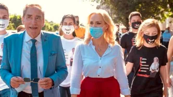 """Petre Roman anunță motivul pentru care Gabriela Firea a pierdut alegerile locale 2020 în fața lui Nicușor Dan, noul primar al Bucureștiului: """"Este o oarecare amărăciune pentru că nu a reușit"""". Exclusiv"""
