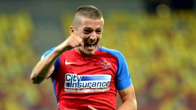 """Primul gol pentru Achim: """"E greu să joci după euforia calificării!"""""""